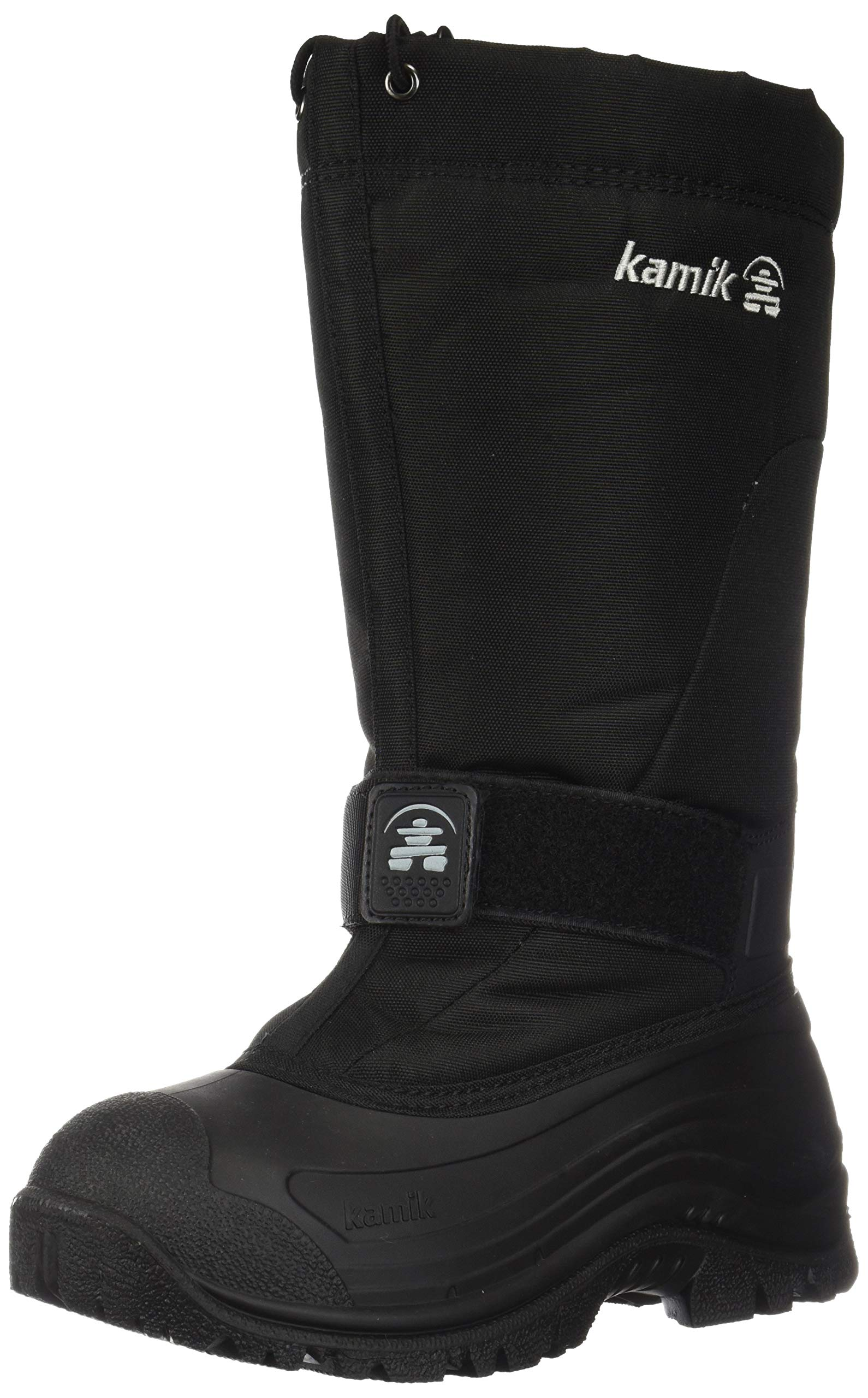 Kamik Men's Greenbay 4 Cold Weather Boot,Black,10 M US by Kamik