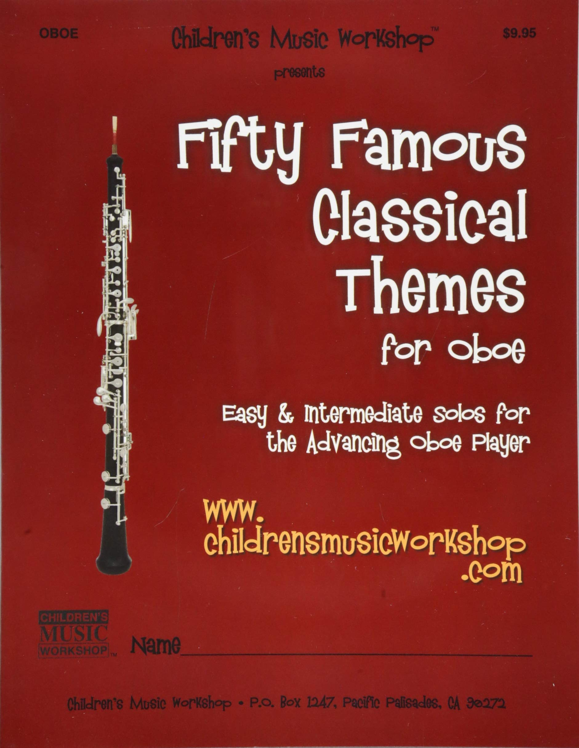 WRG-1835] A Tune A Day For The Oboe Book 1 on