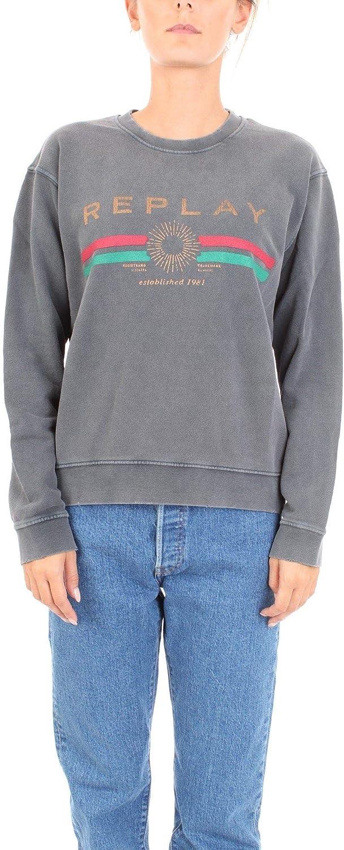 Replay Womens Sweatshirt