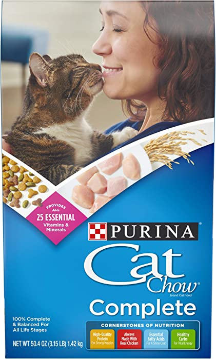 Top 9 Purina Cat Chow Cat Food