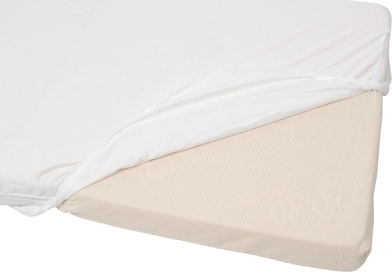 Candide Drap Housse Jersey Coton 40 x 80 cm Ivoire