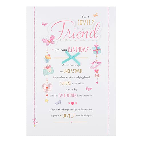 Birthday Card For Friend Amazon