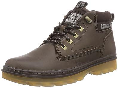 Caterpillar , Desert boots homme - Marron - Beige, 46 EU