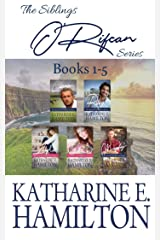 The Siblings O'Rifcan Series: Books 1-5 Kindle Edition