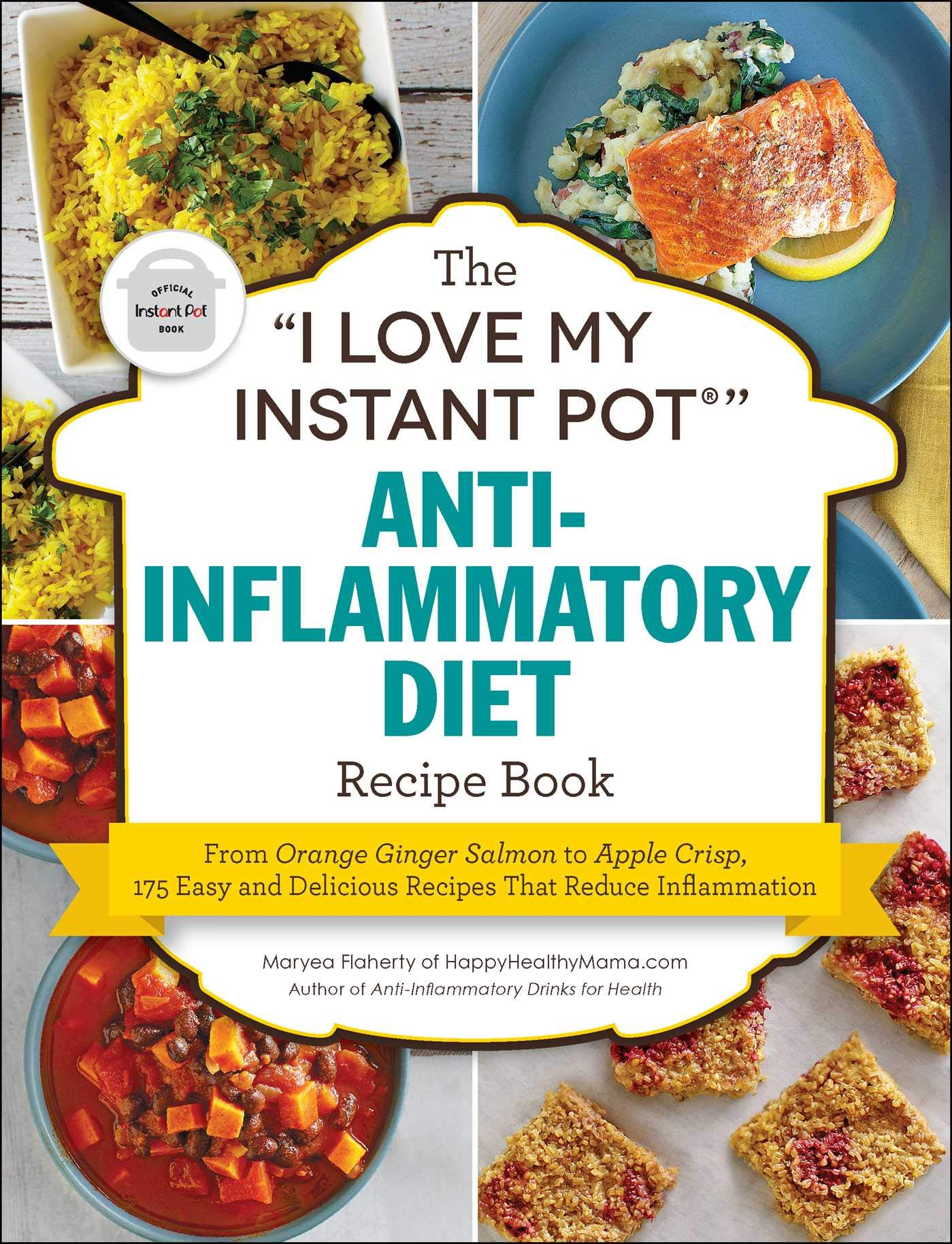 recipe diet anti book the inflammation and