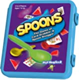 PlayMonster Spoons - The Game of Card Grabbin' & Spoon Snaggin'