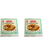 Spring Roll Sheets, Fresh from Frozen, 2 x 40 Sheets