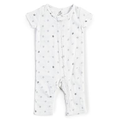 0e0285996 Amazon.com  aden by aden + anais Baby Short Sleeve One-Piece  Clothing