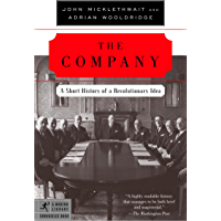 The Company: A Short History of a Revolutionary Idea (Modern Library Chronicles Series Book 12) (English Edition)