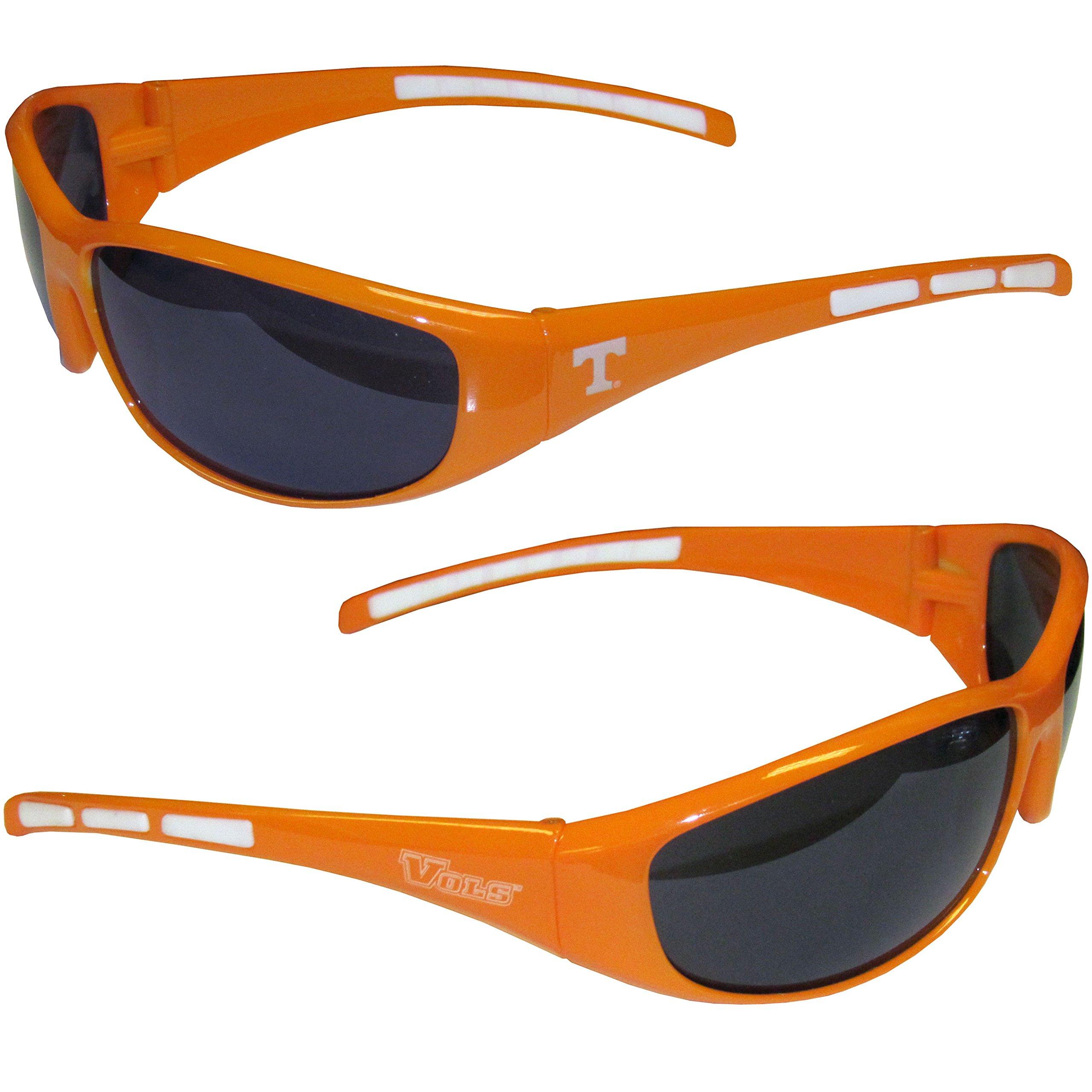 Siskiyou NCAA Tennessee Volunteers Adult Sunglass and Bag Set, Orange by Siskiyou (Image #2)