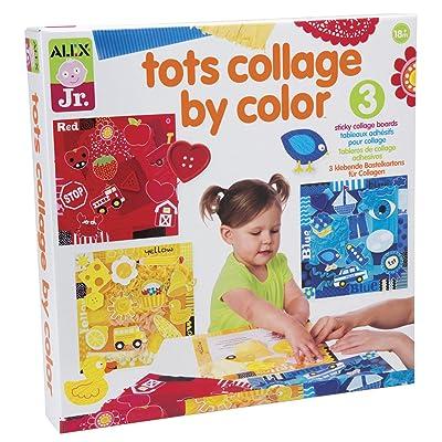 Alex- Collage de Colores (Juratoys 1853-5): Juguetes y juegos