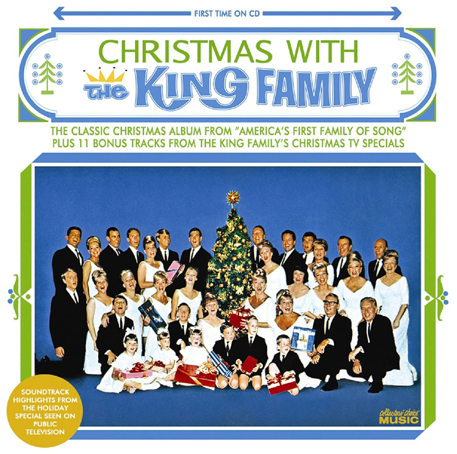The King Family - Christmas With The King Family - Amazon.com Music