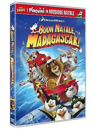 Buon Natale Madagascar.Madagascar Buon Natale Dvd Amazon It Alex Gloria Melman