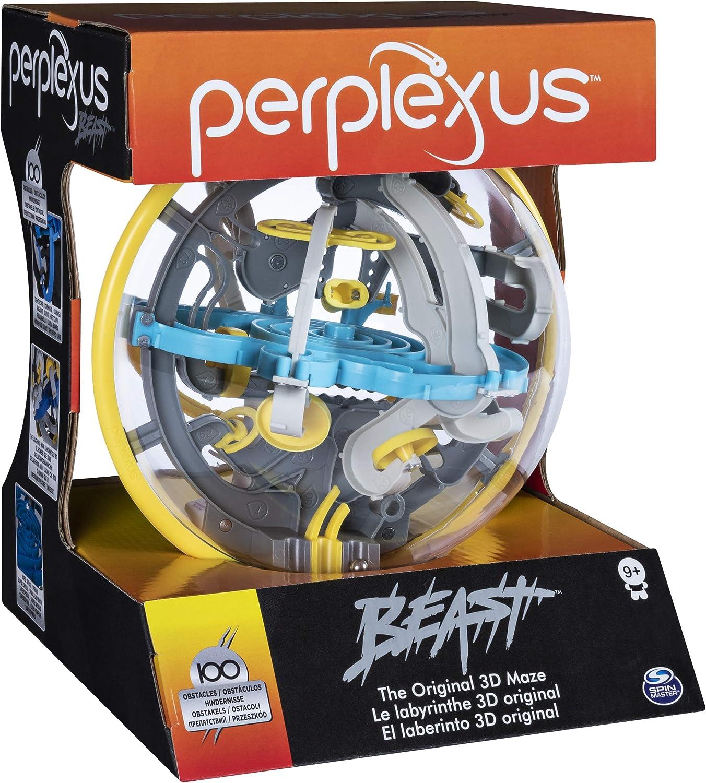Perplexus Beast Original Juego Habilidad (Bizak 61924175): Amazon ...