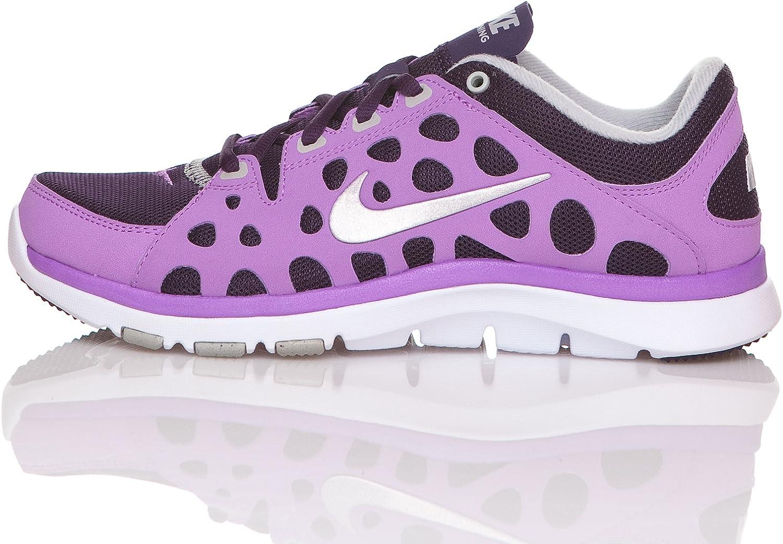 obra maestra Pelmel acelerador  Amazon.com   Nike Women's Flex Supreme Tr, Grand Purple/Metallic  Platinum/Atomic Purple. (6)   Running