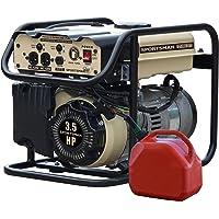 Sportsman GEN2000-SS 2000 Watt Gasoline Portable Generator (Beige)