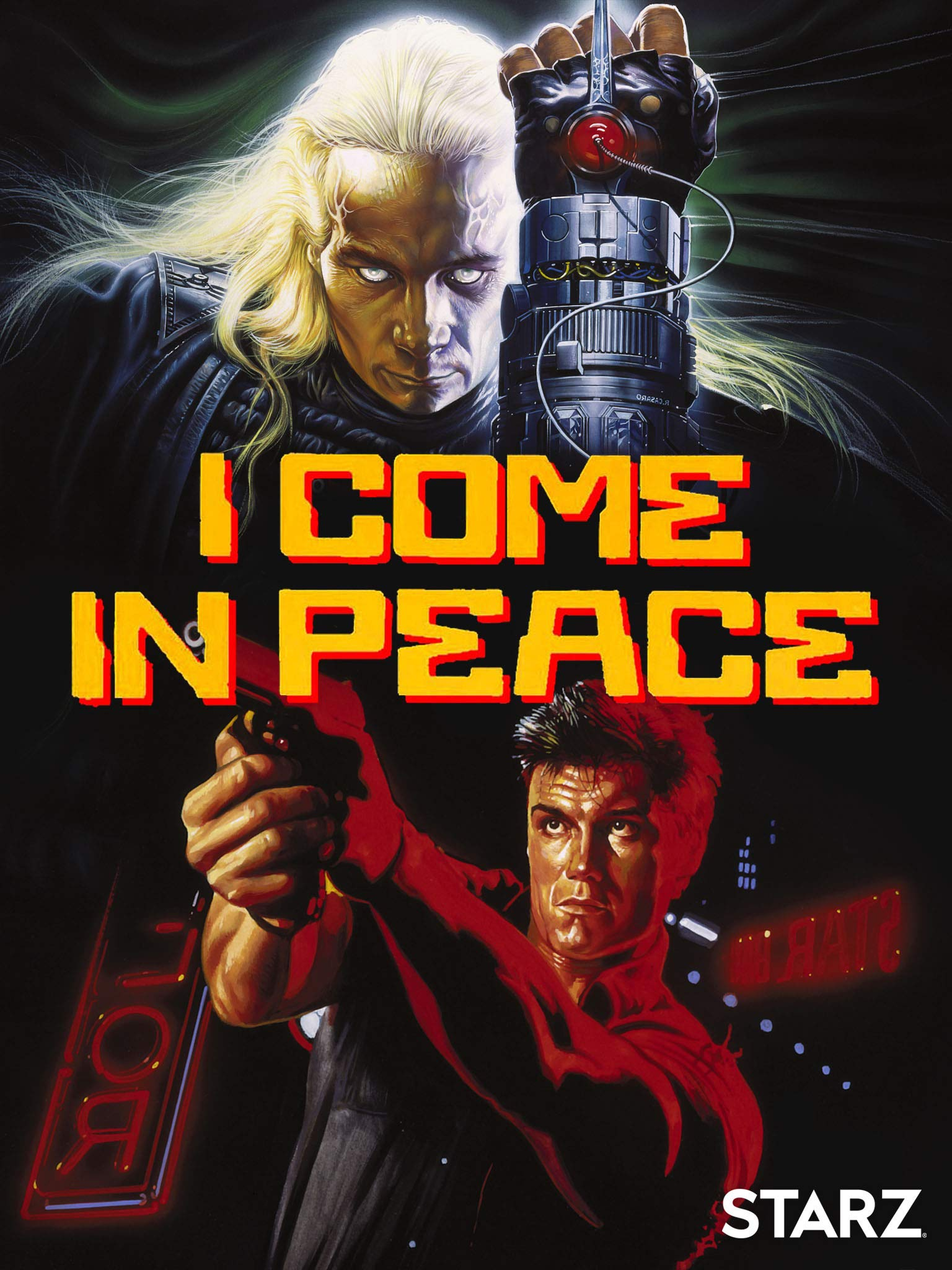 16 90s Sci-FI Movies That Were Mostly Forgettable But Are Still Loved By Many Watch I Come In Peace | Prime Video
