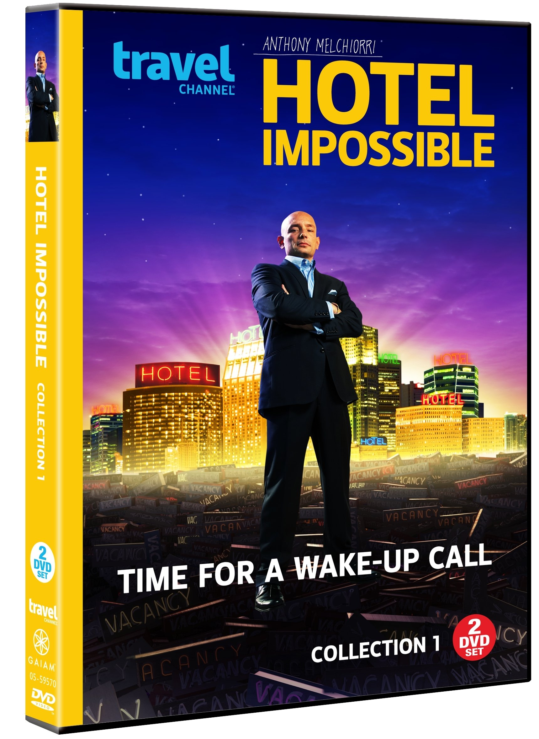 Hotel Impossible: Collection 1 by Travel Channel - Gaiam