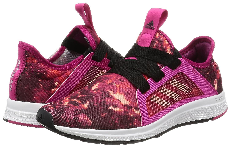 Adidas Damen Edge Lux W Gymnastikschuhe Pink Rosfue/Corneb/Negbas) (Rosfue/Corneb/Negbas Rosfue/Corneb/Negbas) Pink 31f470