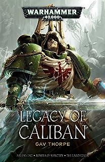 The macharian crusade omnibus william king 9781784964931 amazon legacy of caliban the omnibus fandeluxe Gallery