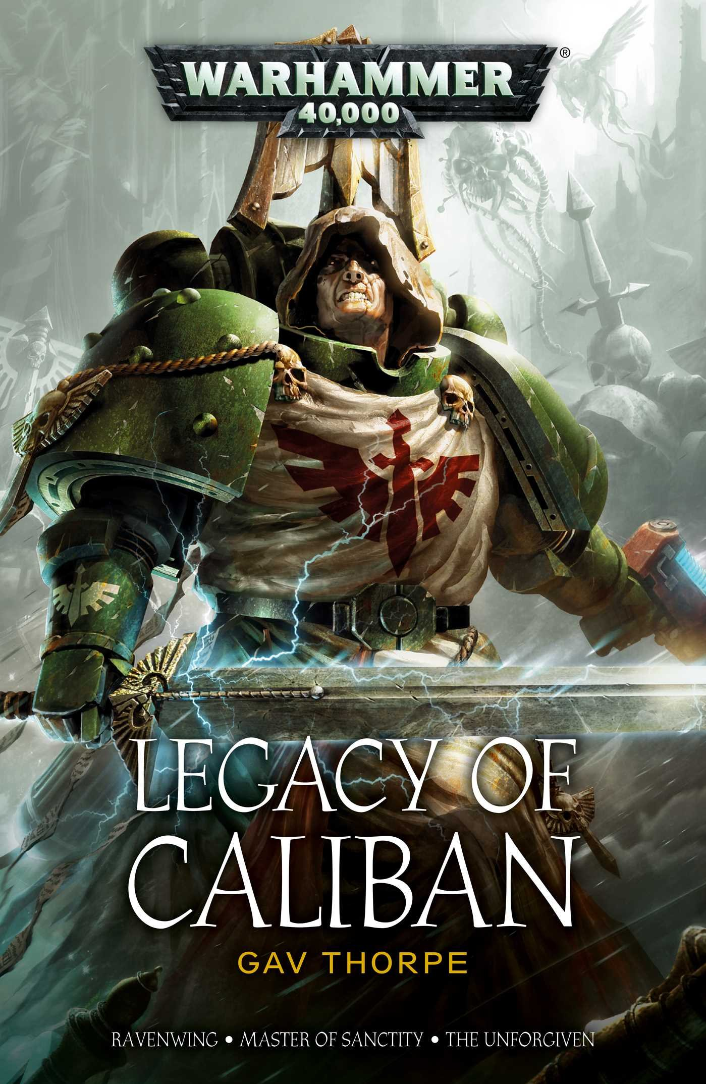 Legacy of caliban the omnibus warhammer novels paperback legacy of caliban the omnibus warhammer novels paperback amazon mr gav thorpe 9781784964566 books fandeluxe Choice Image