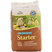 Manna Pro Non- Medicated Starter Crumble Feed for Chicks, Ducklings, 5 lb