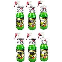 Tuga 6 x 1 liter Alu-Teufel velgenreiniger speciale zuurvrije actieve gel voor velgen en wieldoppen. Biologisch…