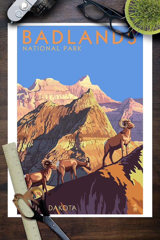Amazon.com: Parque Nacional Badlands, Dakota del Sur ...
