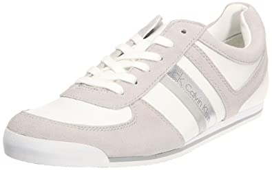 4ea60a4d5a5da9 Calvin Klein Ward, Baskets mode homme: Amazon.fr: Chaussures et Sacs