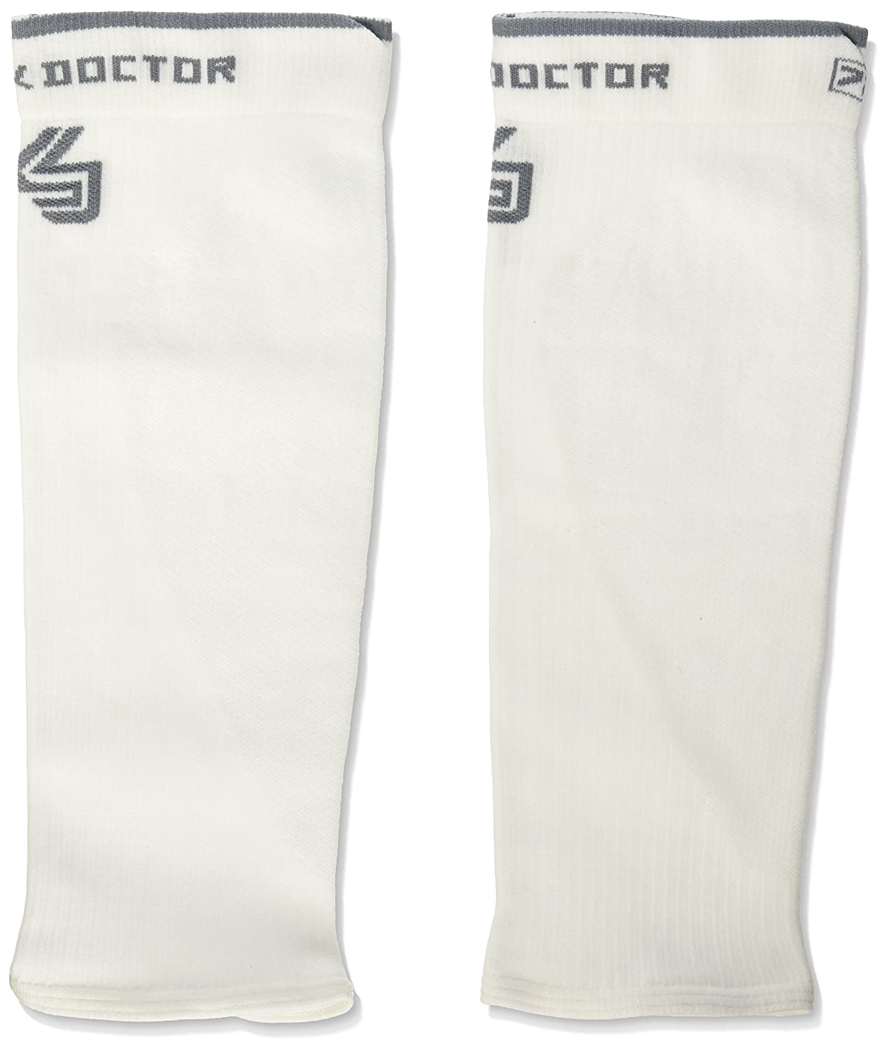 6d0951ea66 Amazon.com: Shock Doctor SVR Recovery Compression Calf Sleeve: Sports &  Outdoors