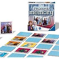 Ravensburger 20437 Disney Frost 2 Mini Memoryspel, 3+ År