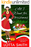 All I Want for Christmas is Wicked (Paranormal in Manhattan Mystery: A Cozy Mystery Book 21)