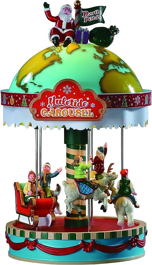 Lemax Inc Yuletide Carrousel