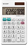 Sharp EL-377WB Business Calculator, White 2.75