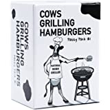 Cows Grilling Hamburgers: Adult Party Card Game