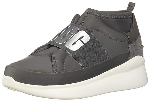 5ac845e2045 UGG Mujer Gris Neutra Zapatillas  Amazon.es  Zapatos y complementos