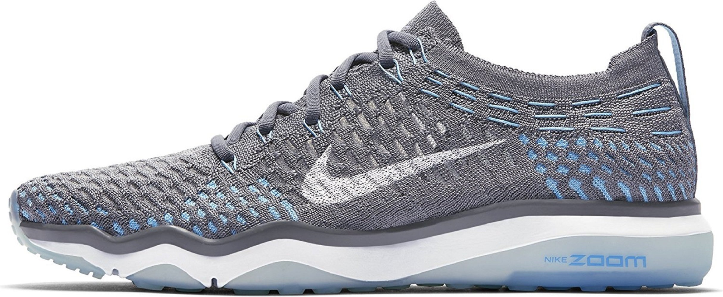 NIKE Women's Air Zoom Fearless Flyknit Running Shoes (10.5 Womens)
