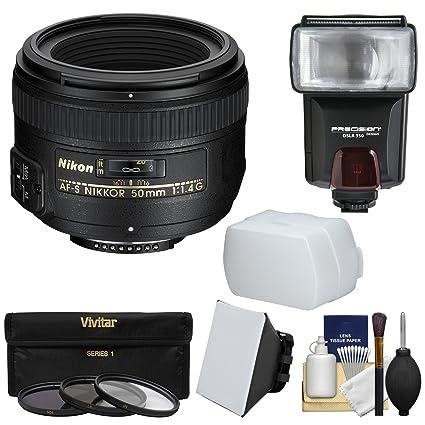 Review Nikon 50mm f/1.4G AF-S