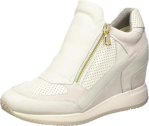 Geox Damen D Nydame A Sneaker JWpZl