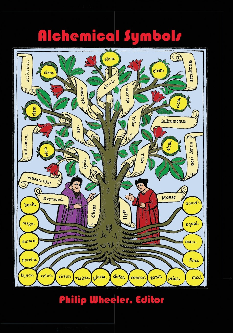 Alchemical Symbols Tables Of Alchemical Symbols And Gematria With A