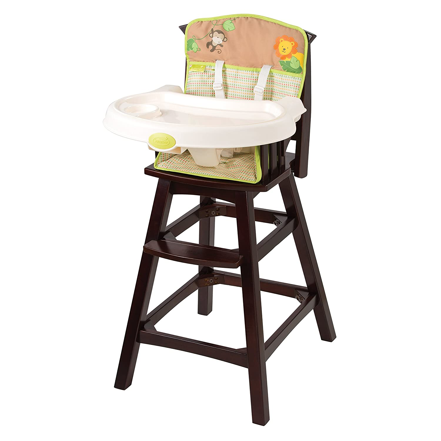 Amazon Summer Infant Classic fort Wood High Chair