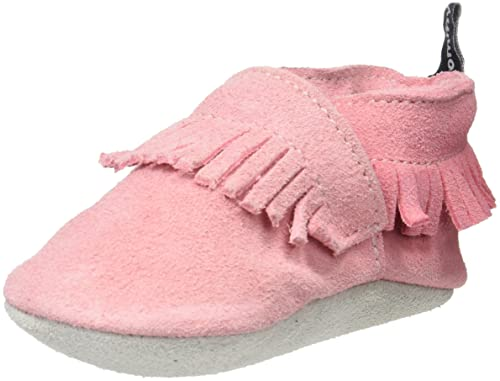 2bb0b3013f14 Tommy Tickle Soft Sole Leather Baby Shoes for Girls - Infant Girls Shoes