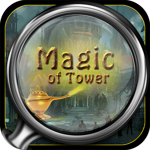 Hidden Trivia Magic of Tower (Non Internet Apps compare prices)