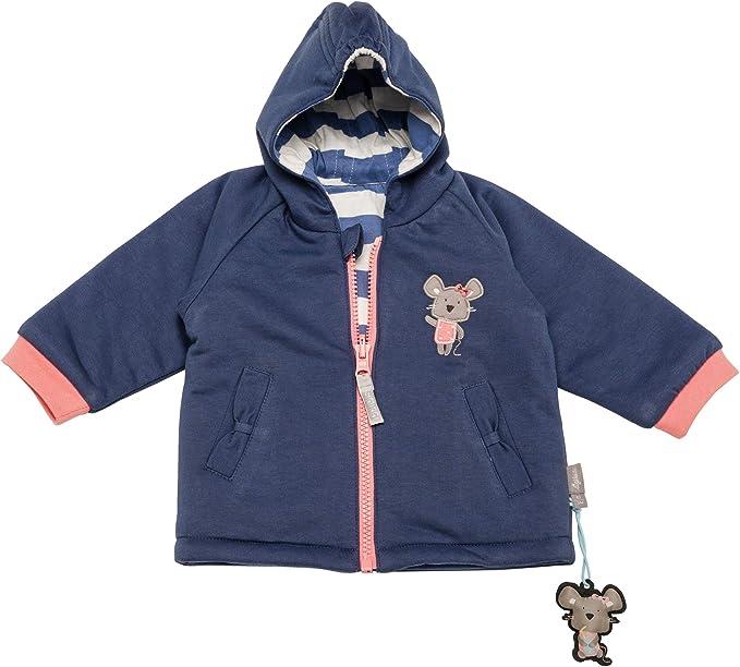 Sigikid Fleece Jacke Baby Chaqueta para Beb/és