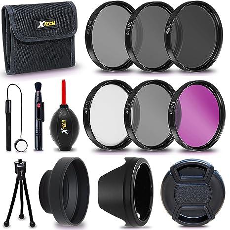 Review Xtech 58mm PRO Lens