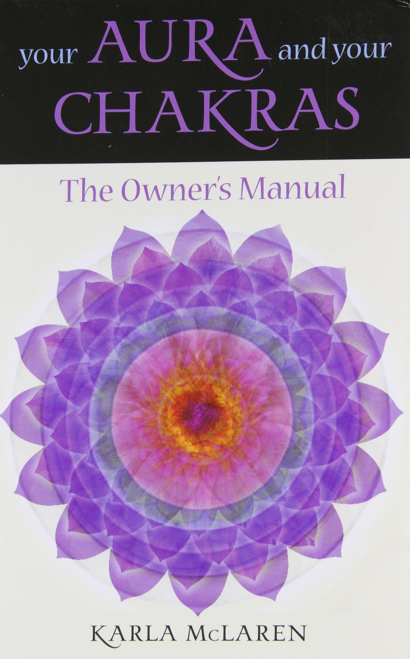 Your Aura Chakras Owners Manual product image