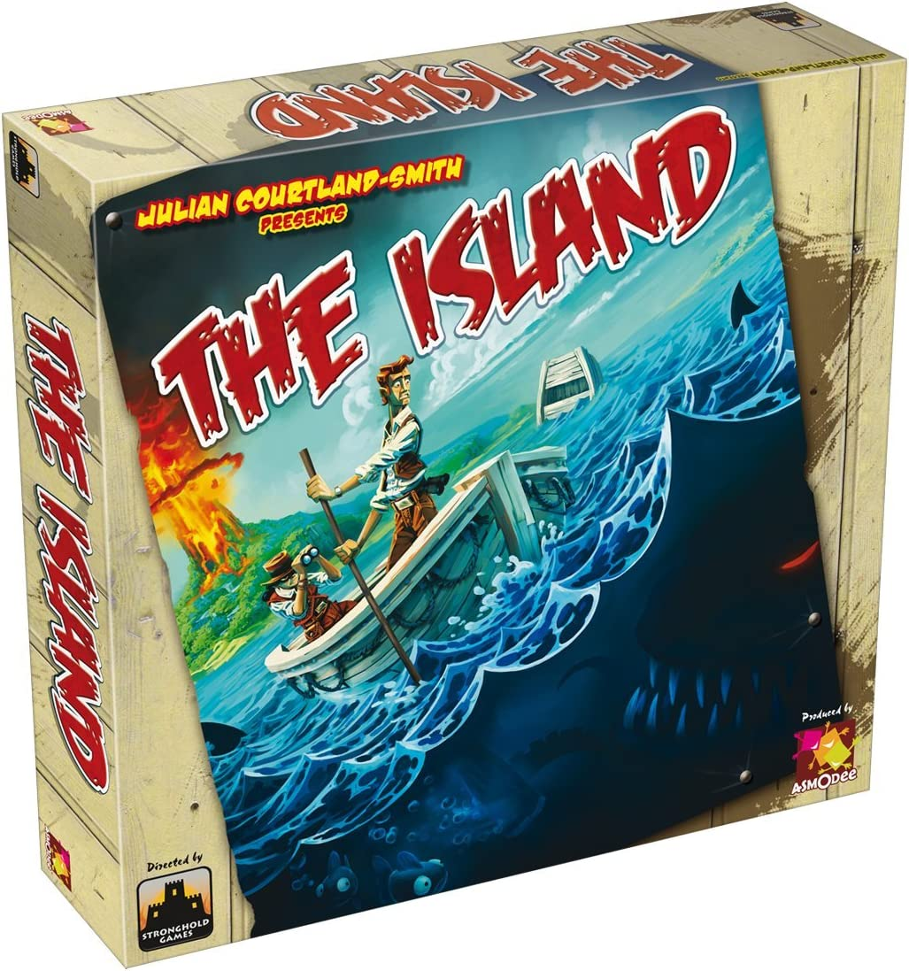 The Island - Juegos de mesa divertidos