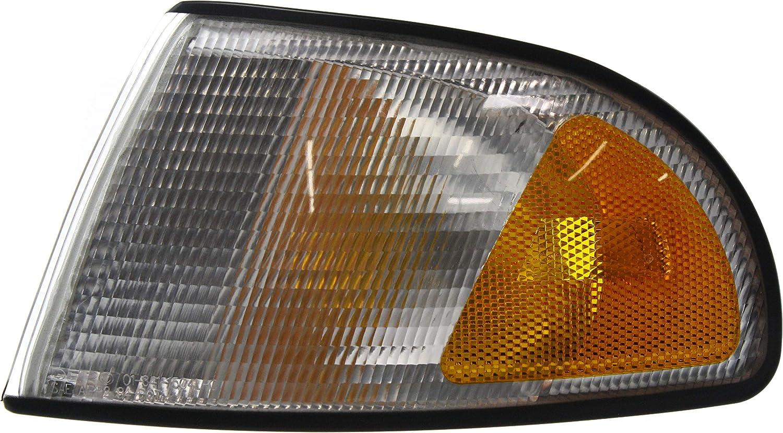 96-99 Audi A4 Quattro Park Corner Light Turn Signal Marker Lamp Left Driver Side