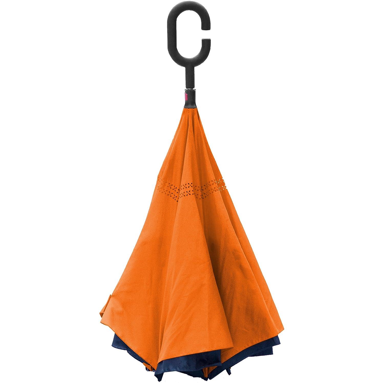 SUPRELLA Pro Premium Das Original Neu Erfunden Parapluie canne Multicolore 80 cm Black//text official