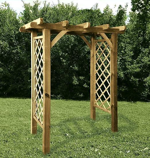 Jardín Verde - Arco Decorativo